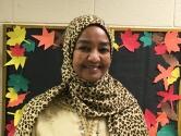 Ms. Ahmed