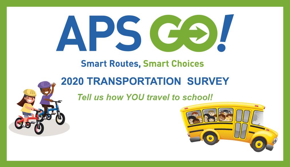 APS conducts its APSGo! transportation survey
