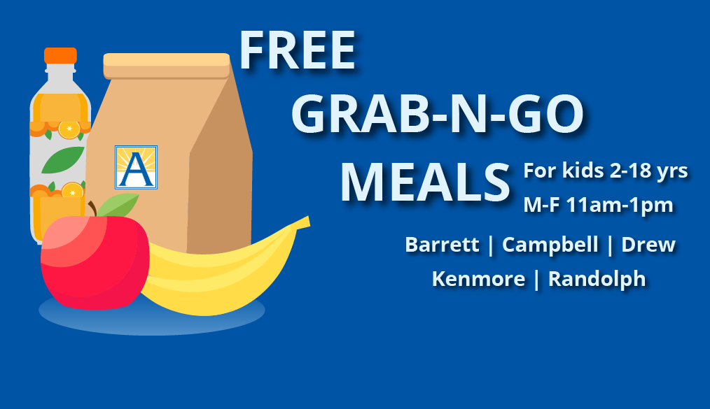 APS Grab and Go Meals