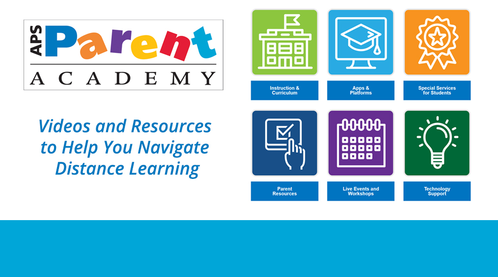 APS Parent Academy for Digital Learning