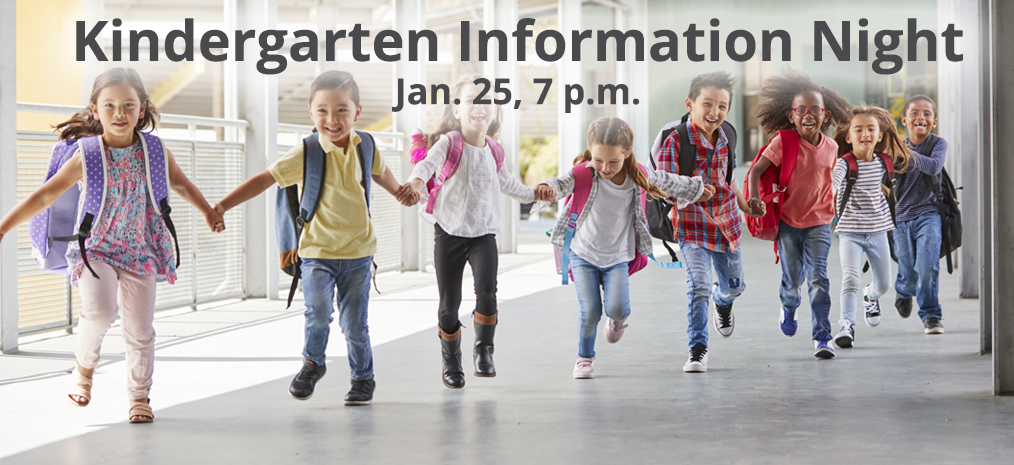 APS Kindergarten Information Night.