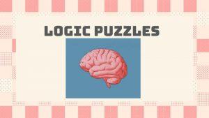 Logic Puzzles Set 1